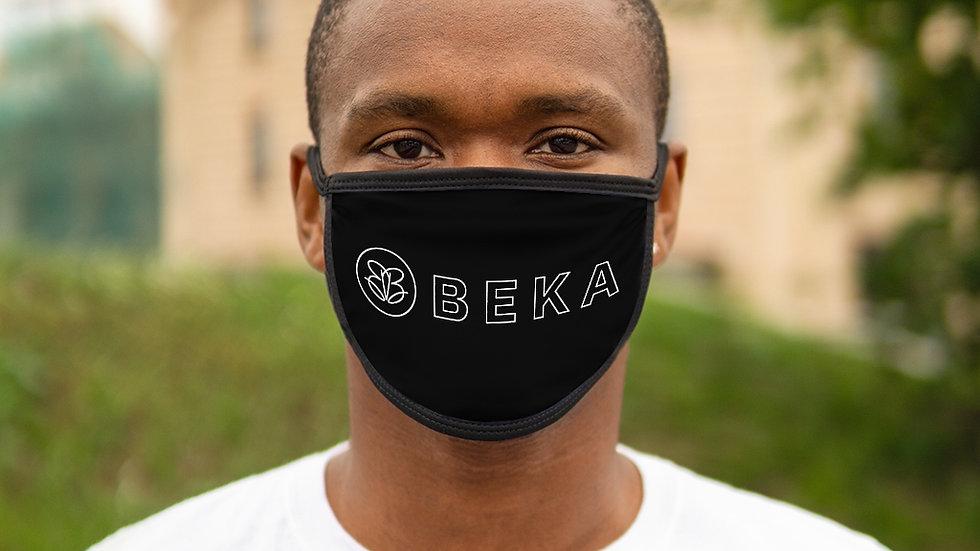 BEKA Logo Face Mask