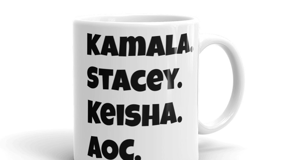 Women of Power Mug