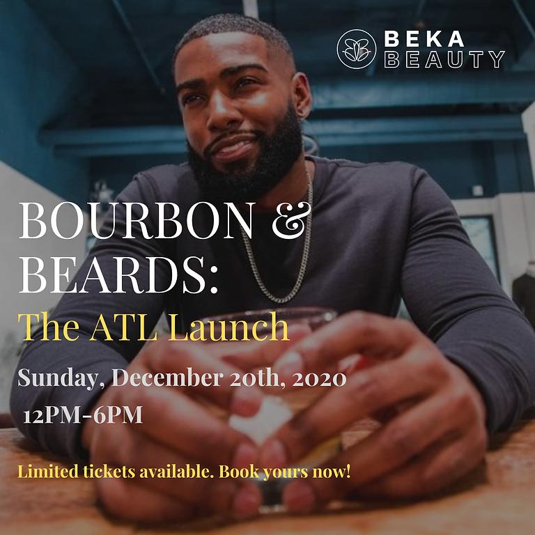 Bourbon & Beards: The ATL Launch