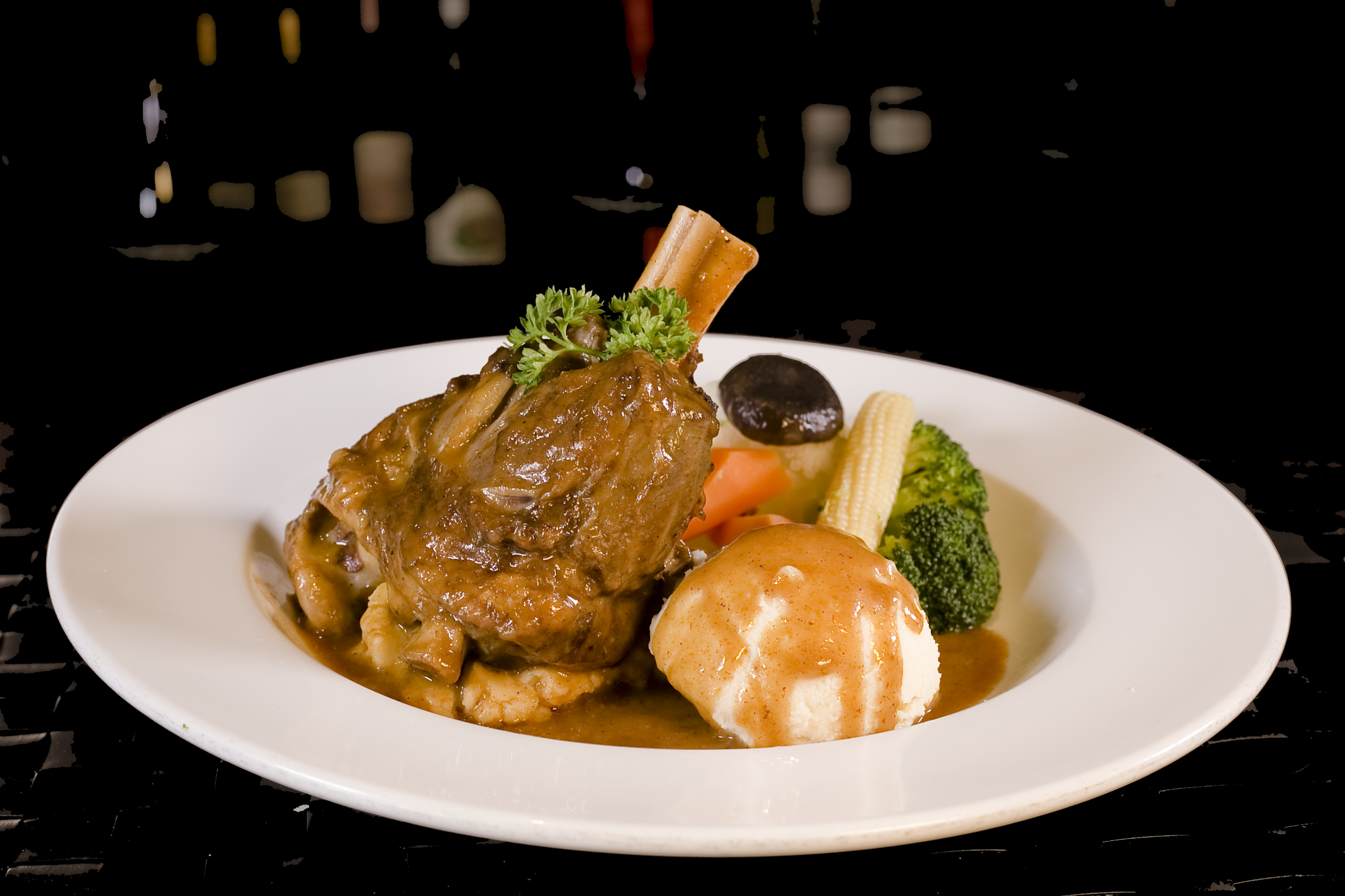 Traditional Lamb Shank