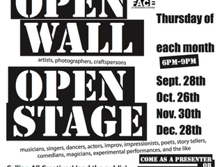 Open Wall/Open Stage