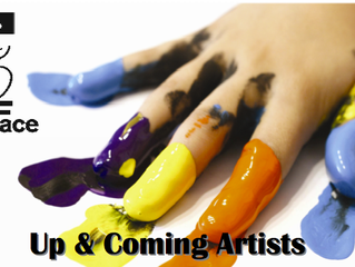 9th Annual Up & Coming Artist Show & Contest