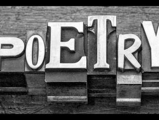 NEW!! Poetry club starts this week!