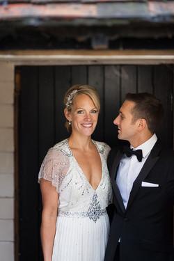 Simon & Jessica's wedding day