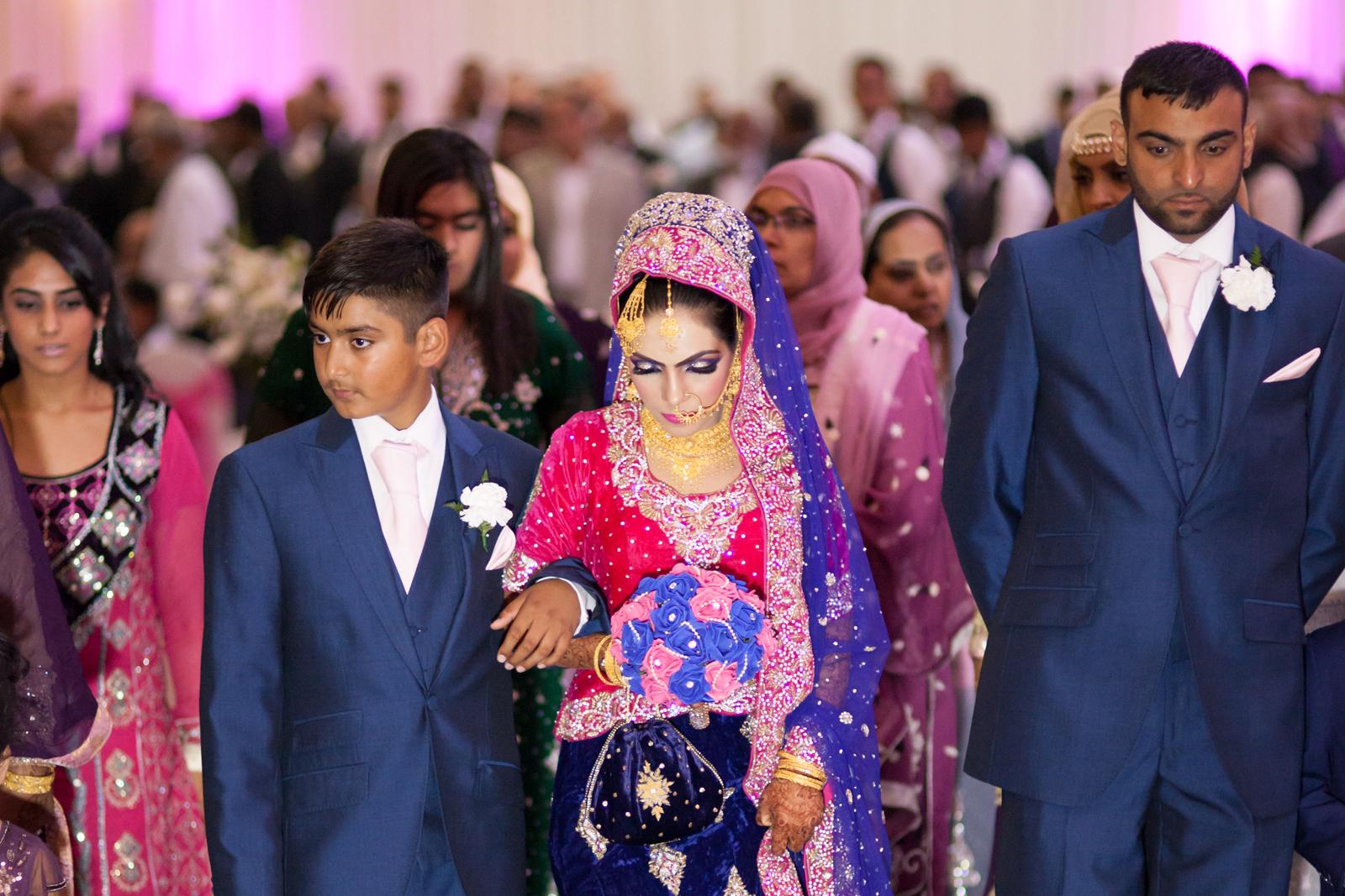 Junaid & Sanya's Wedding