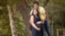 Maternity photographs on location