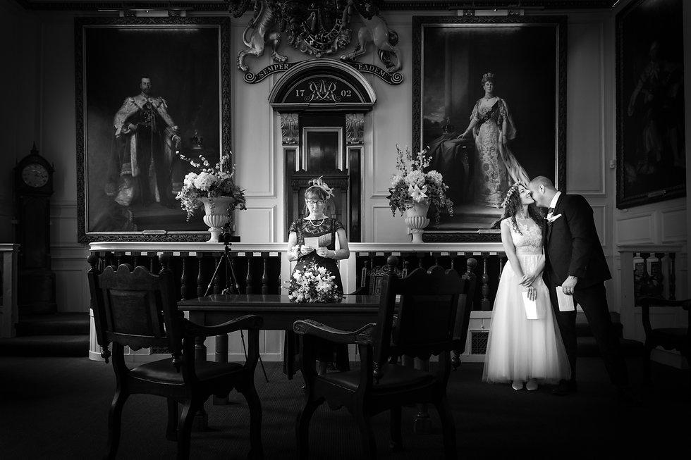 Windsor Guildhall wedding