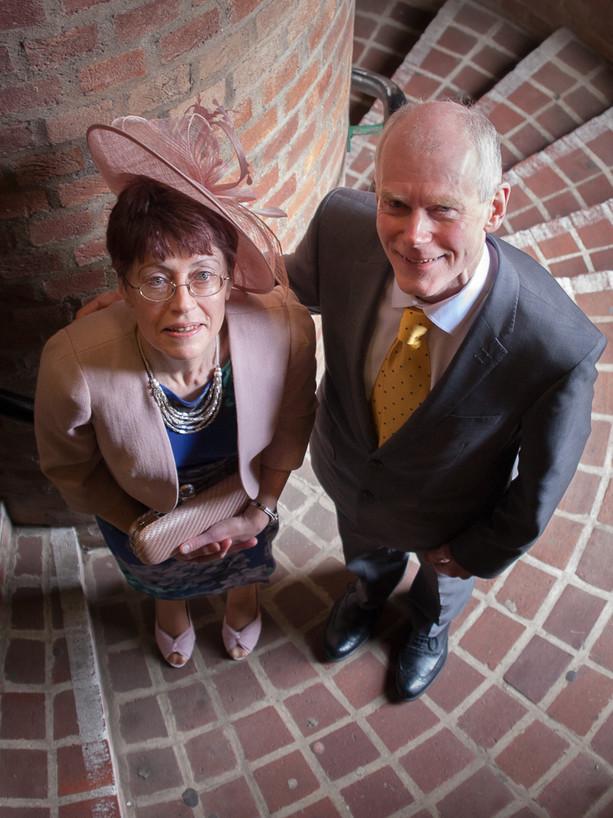 John & Fiona