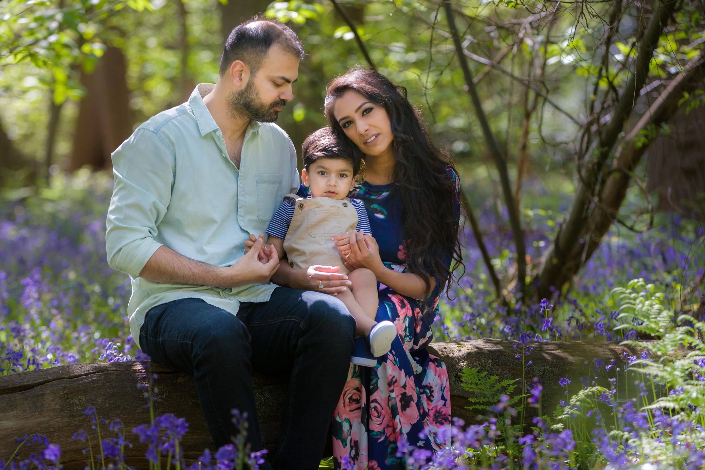 Sue, Vik & Akshay