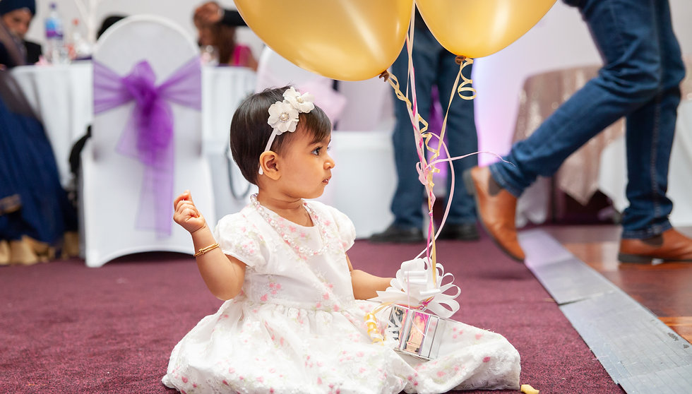 Toddlers Birthday party