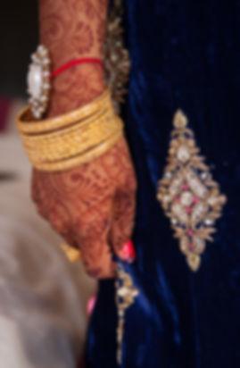 Bridal Detail