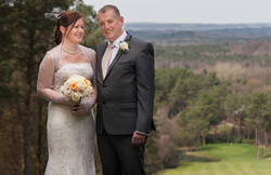Gary and Laura's wedding