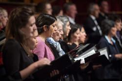 Royal Choral Society Rehersals