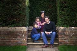 Cynthia & family