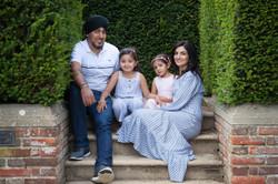 Iqbal and family