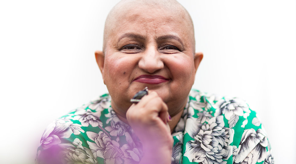 Cancer portrait