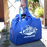 Family Laundry Bag