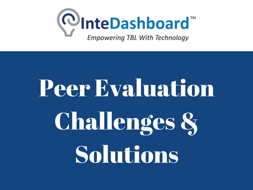 Common Peer Evaluation Challenges And Solutions