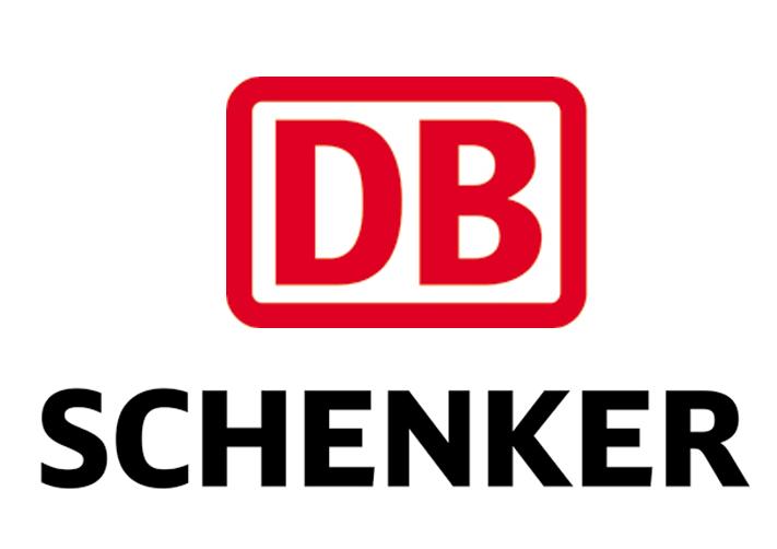 DB Schenker logo | Daddy Cabs