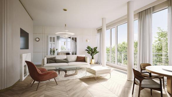 Apartament na Sadybie