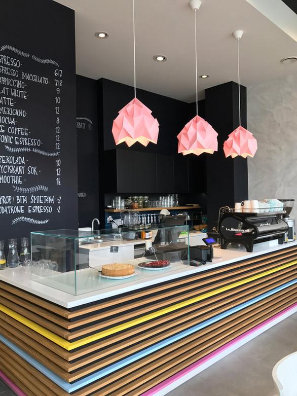 Kawiarnia w Poznaniu