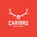 CARIBRU_PRIMARY_WHITE ON RED.png