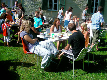 Das 1. Housy Fest 2009
