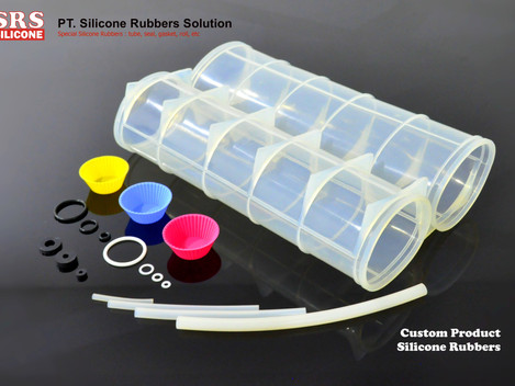 Industrial Specialty Products Silicone Rubbers