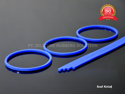 Seal | Silicone Rubbers | Indonesia