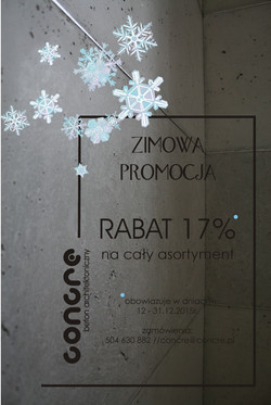 PROMOCJA 17% 10-31.12.2015