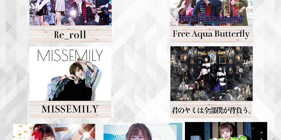 【『Re_roll 』Special Event in OSAKA-無銭SP-】1部
