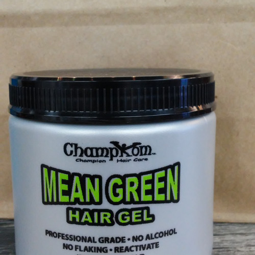 Mean Green Hair Gel