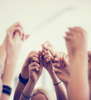 Vrouwen Hands Holding