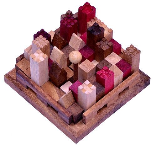 Castle - Burg - 3D Puzzle