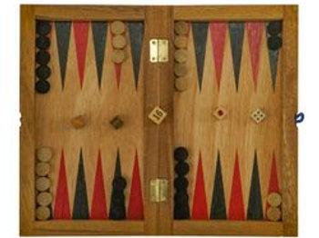 Backgammon + Dame