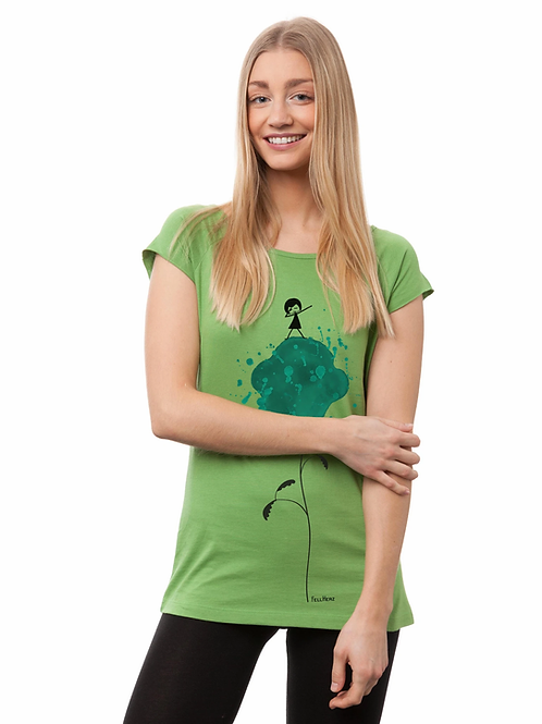 T-Shirt Dab Dance pine