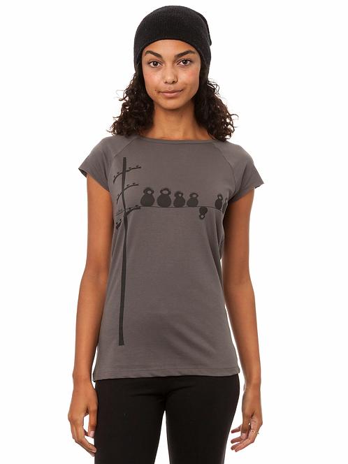 T-Shirt Make some noise castlerock