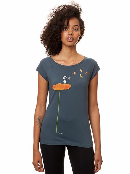 T-Shirt Schwalbenzug thundercloud