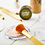 Thumbnail: 5 teiliges MakeUp Pinsel - Set mit Griff aus Bambus inkl. schöner Box