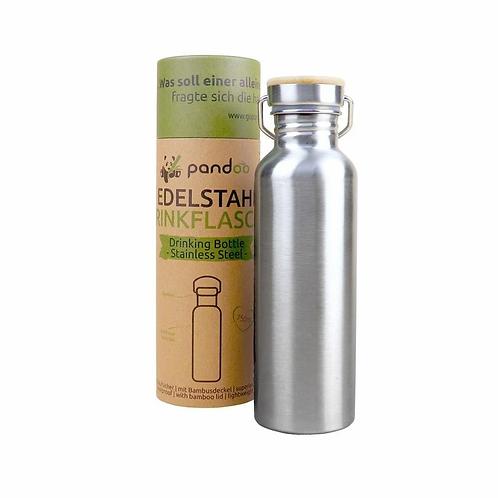 Edelstahl Trinkflasche | ohne Isolierung