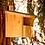 Thumbnail: Nistkasten für Halbhöhlenbrüter aus Holz für den Garten