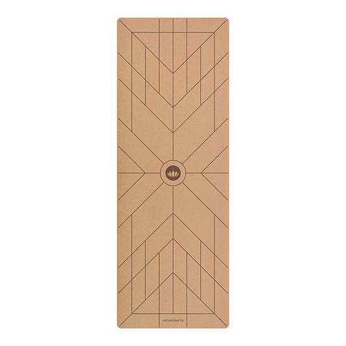 CORK Yogamatte Align