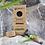 Thumbnail: Rasierhobel aus Bambus   inkl. 10 Klingen und E-Book   dünner oder breiter Griff