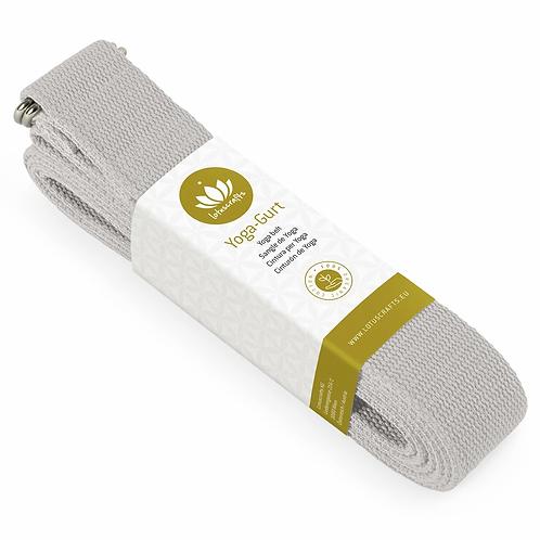 Yoga-Gurt 100% Baumwolle (Bio)