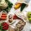 Thumbnail: Obst- und Gemüsenetze   6er-Set   Bio Baumwolle