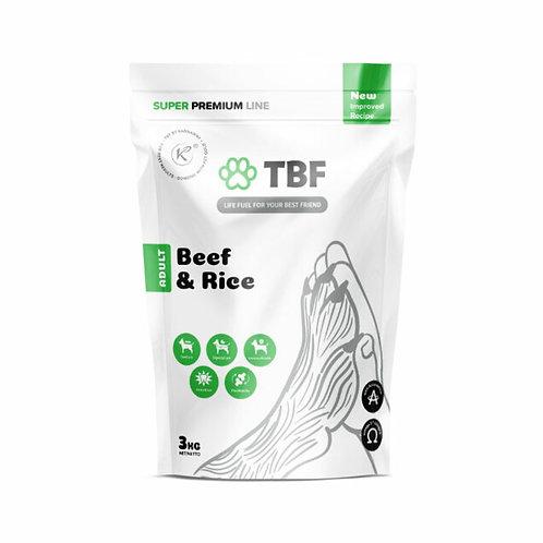 Beef & Rice (3kg)
