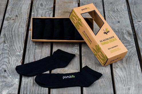 Bambus Sneaker Socken - 6er Pack