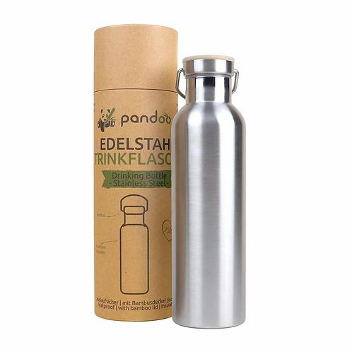 Edelstahl Trinkflasche | mit Isolierung