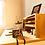 Thumbnail: Ablagebox für Briefe, Mappen & sonstige Schreibtischutensilien aus Bambus mit va