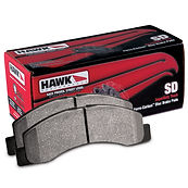 Hawk Performance SD SuperDuty brake pads